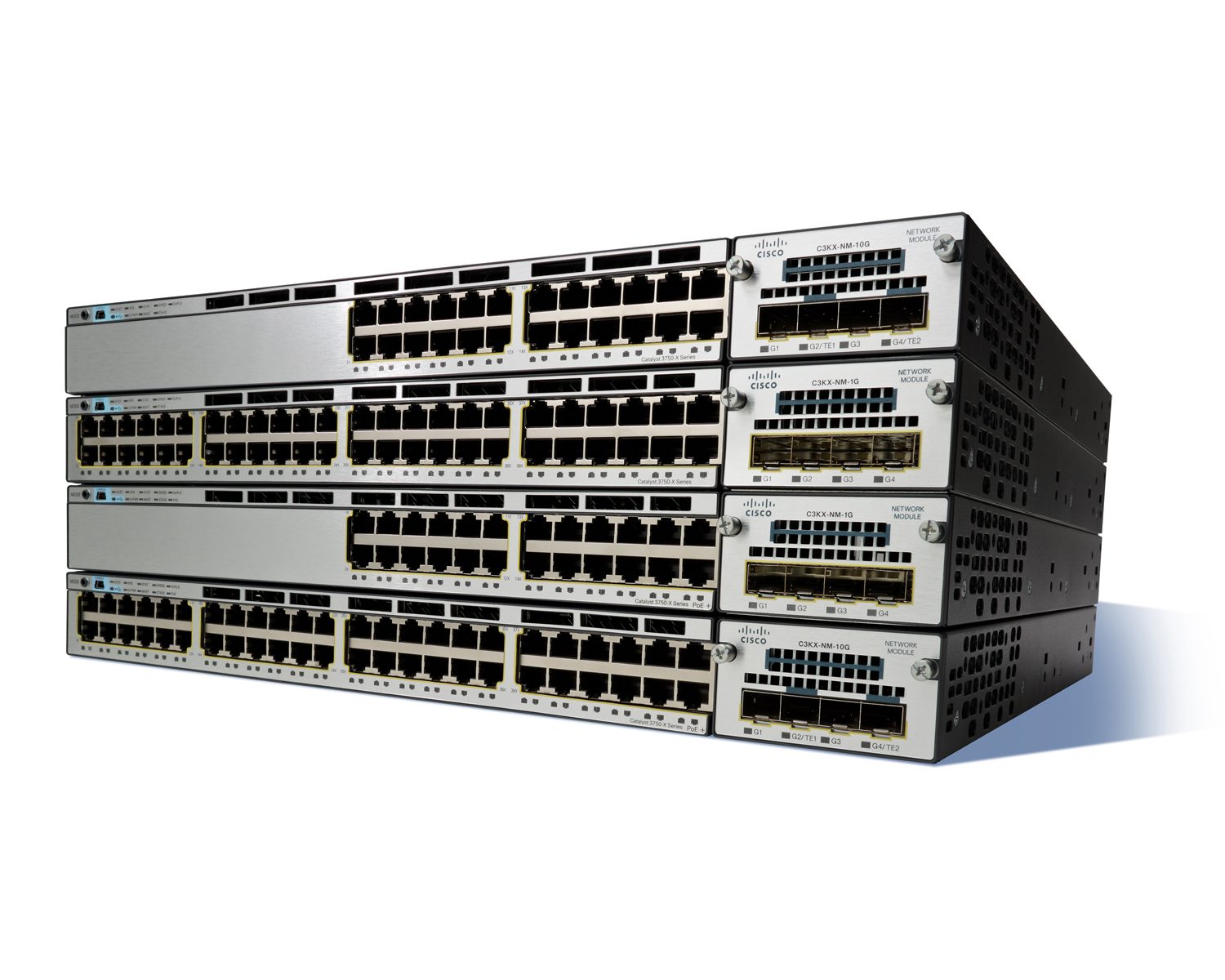 Catalyst 4500 X Switch Series