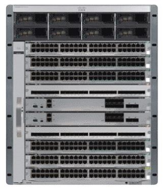 Catalyst 9400 Switch Series