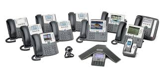 Cisco Phones & Telephony