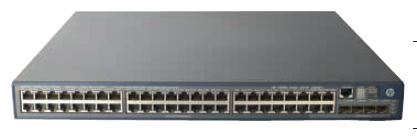 HPE FlexNetwork 5500 EI Switch Series