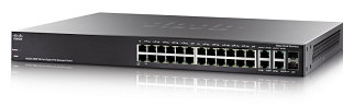 SMB 300 Managed Switch Series