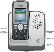 Cisco Unified Wireless IP Phone